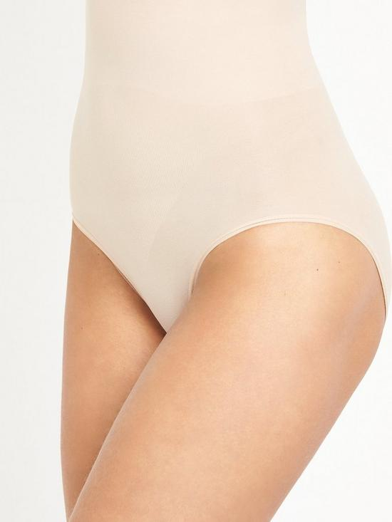 a7cc1e5d043c8 Spanx Power Series Higher Power Panties - Soft Nude | very.co.uk