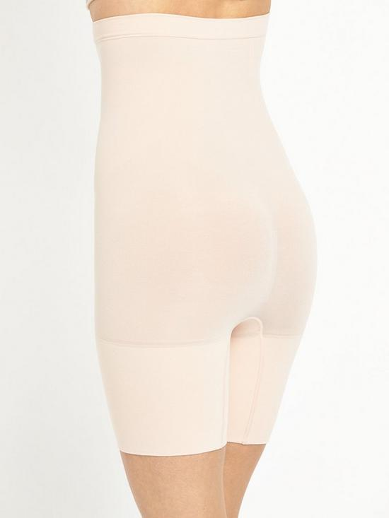 67744bbb0499 Spanx Power Series Higher Power Short - Soft Nude | very.co.uk