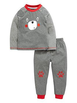 mini-v-by-very-boys-bear-appliquenbsppyjamas-with-3d-ears