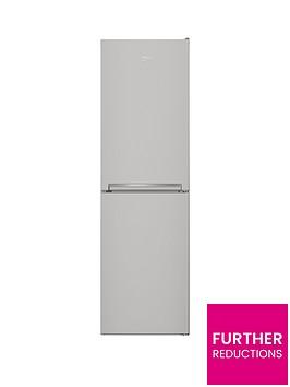 beko-cfg1582s-55cm-frost-free-fridge-freezer-silver