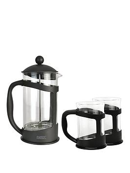 berghoff-studio-black-1lt-coffee-plunger-with-2-free-coffee-cups