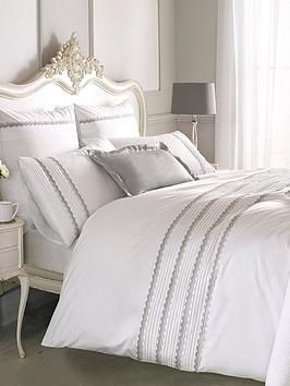 holly-willoughby-antique-french-lace-quilt-cover-grey