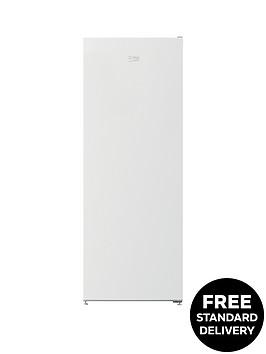 beko-lsg1545w-55cmnbspwide-freestanding-tall-larder-fridge-white