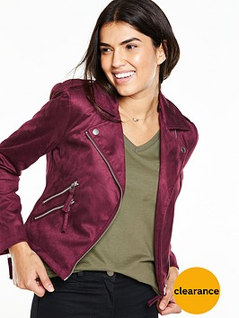 v-by-very-suedette-biker-jacket