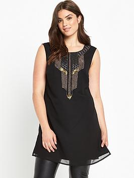 so-fabulous-bead-and-embroidered-sleeveless-tunic-black