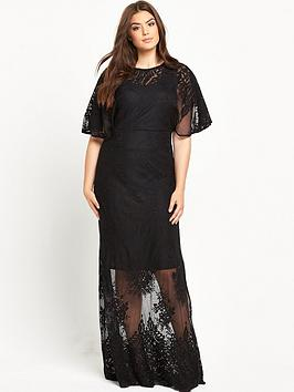 so-fabulous-lace-mini-lining-maxinbspdress-black