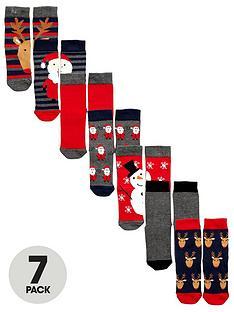 mini-v-by-very-boys-christmas-socks-7-pack