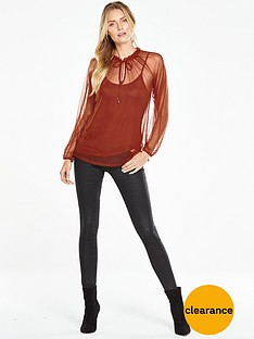 v-by-very-long-sleeve-spot-mesh-blousenbsp