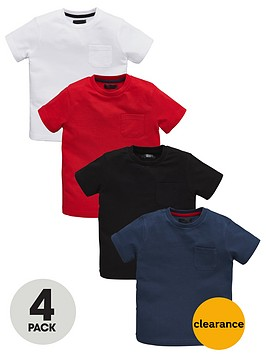 mini-v-by-very-boys-slubnbsppocket-t-shirts-4-pack