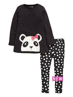 mini-v-by-very-girls-panda-tunic-and-spot-leggings-set