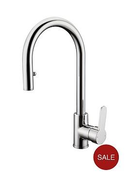 eisl-futura-c-extensible-single-lever-kitchen-tap