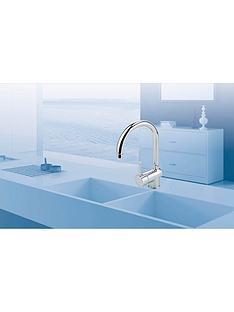 eisl-single-lever-kitchen-mixer-tap-with-swan-neck-spout