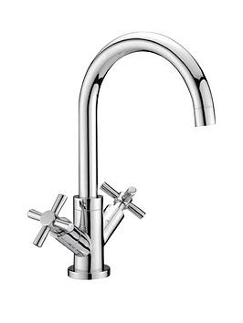 eisl-kitchen-mixer-tap-with-cross-handles
