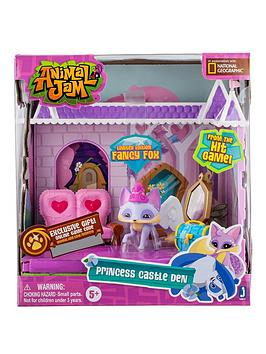 animal-jam-princess-castle-den-playset
