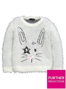 mini-v-by-very-girls-bunny-eyelash-jumper