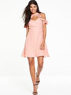 v-by-very-ruffle-skater-dress