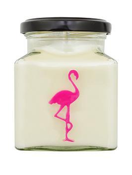 flamingo-candles-rose-amp-marshmallow-jar-candle