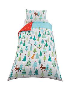 winternbsptrees-single-duvet-cover-set