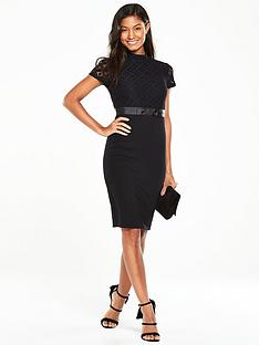 v-by-very-high-neck-lace-top-bodycon-dress