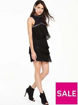 v-by-very-embellished-mini-fringe-dress