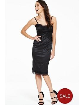 v-by-very-satin-lace-trim-cami-dress
