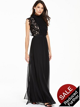 v-by-very-lace-high-neck-maxi-dress