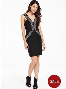 v-by-very-metallic-panel-bodycon-dress