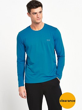 hugo-boss-ls-crew-neck-top