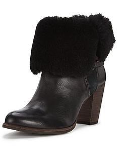 ugg-australia-jaynenbspbuckled-heeled-calf-bootnbsp