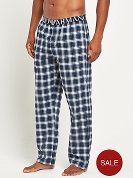 emporio-armani-brushed-check-trouser