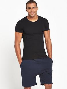 emporio-armani-hex-print-t-shirt