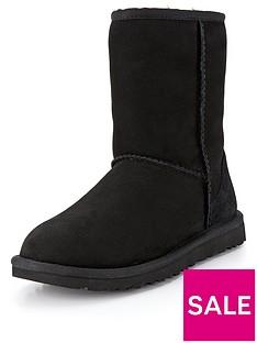 ugg-classic-ii-short-boot-black