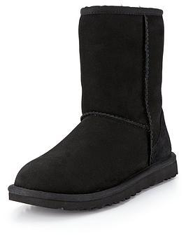 Ugg Classic Ii Short Boot - Black