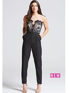 little-mistress-little-mistress-lace-bust-jumpsuit