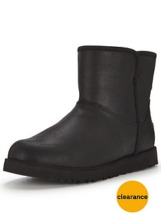 ugg-cory-leather-slim-mini-bootnbsp