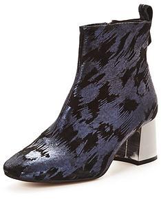 kg-snoopy-kickflare-heel-patterned-ankle-bootnbsp