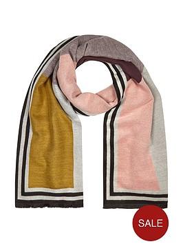 river-island-colour-block-blanket-scarf