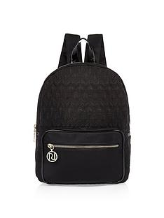river-island-river-island-girls-quilted-backpack