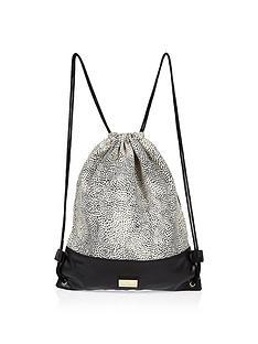 river-island-river-island-girls-animal-print-drawstring-backpack