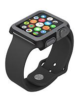Apple Watch 42mm Candy Shell Fit Black
