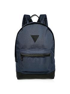 river-island-nylon-rucksack