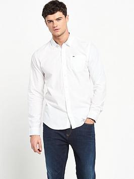 hilfiger-denim-hilfiger-denim-original-end-on-end-ls-shirt