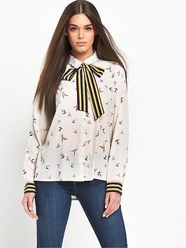 vero-moda-birdy-bow-shirt