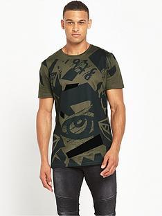 antony-morato-cubism-tshirt