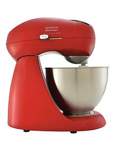 Kenwood Patissier Food Mixer - Red