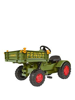 smoby-fendt-tool-carrier-tractor