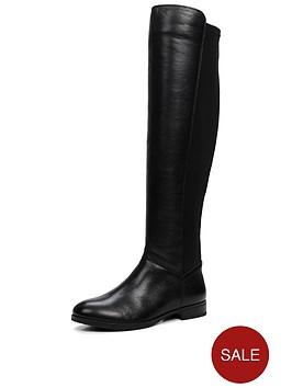 aldo-josepanbspover-the-knee-leather-bootnbsp