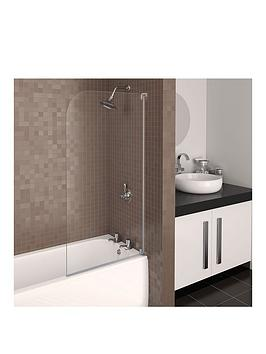 aqualux-aqua-3-half-frame-radius-bath-shower-screen-grey-hinge