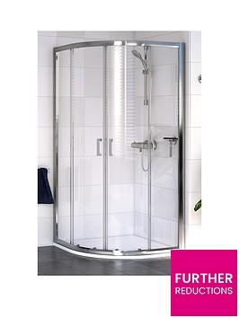 aqualux-shine-quadrant-curved-shower-enclosure-and-aqua-25-sphere-shower-tray