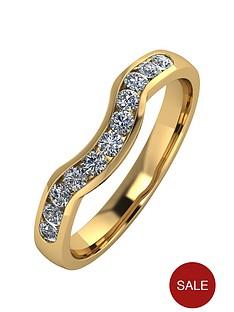 moissanite-9ct-gold-33pt-channel-set-shaped-wedding-ring